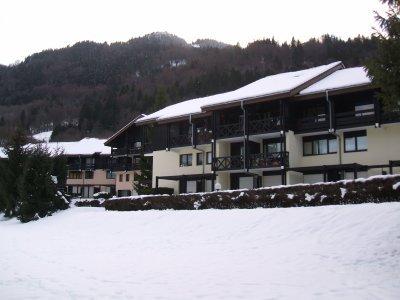 location appartement a Onnion ( haute savoie )
