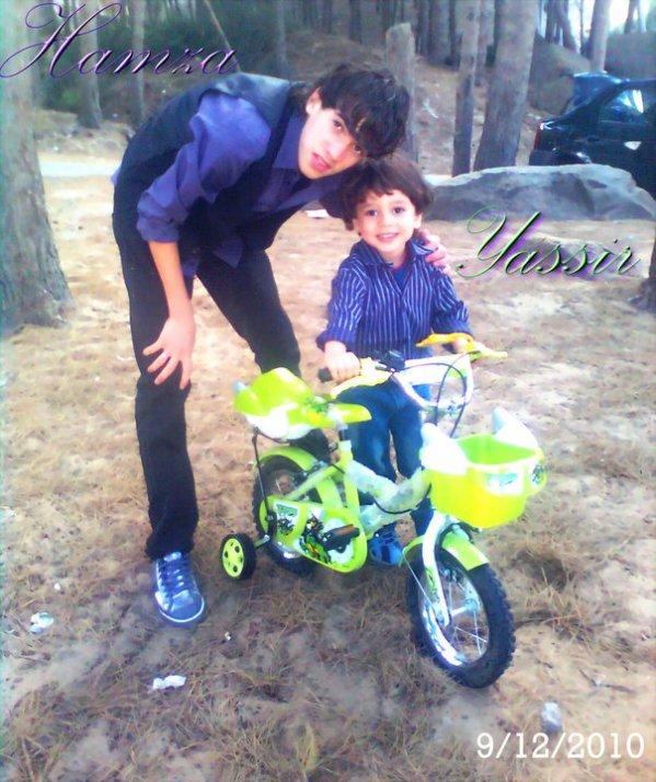 Moi   & Yàssir (khàwà)