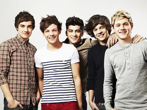 Photos des One Direction (2012)