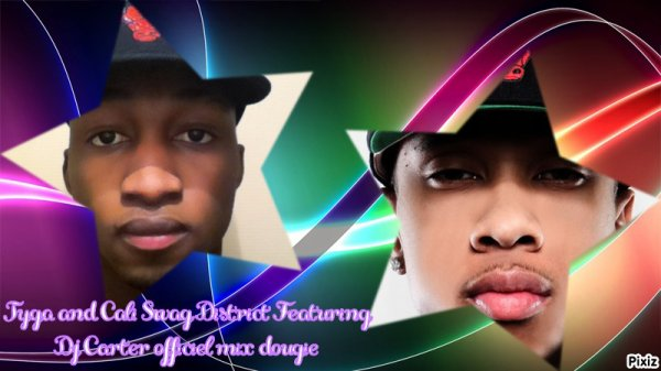 Dj Carter Bring it back Tyga feat Cali Swag District (2012)