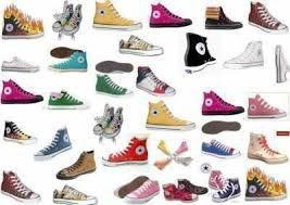 Quel chaussures préférée vous ??