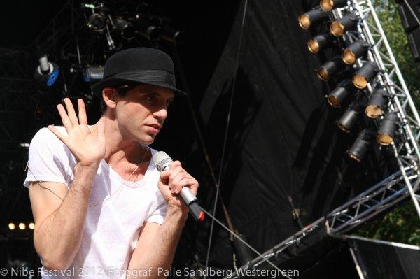 Tweets + Photos concert Nibe Festival