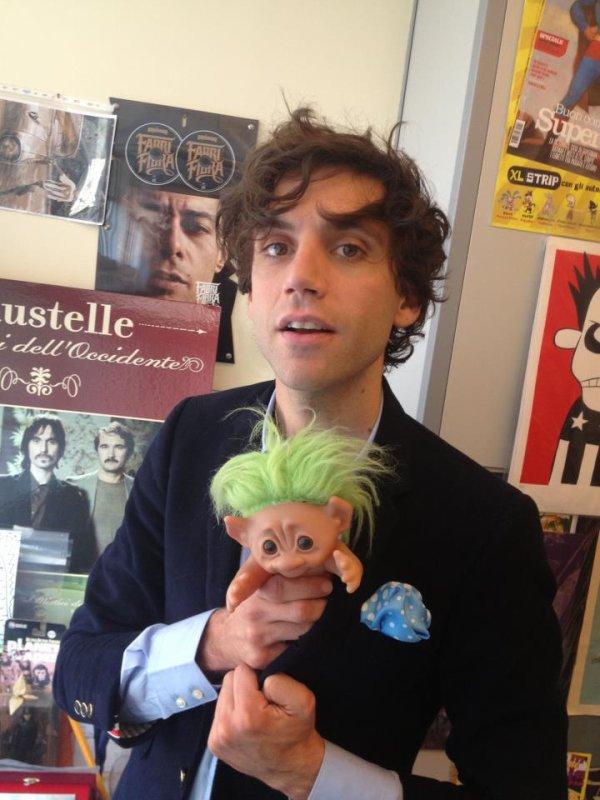 Mika a la télé en Italie + nouvelle date de festival !!!