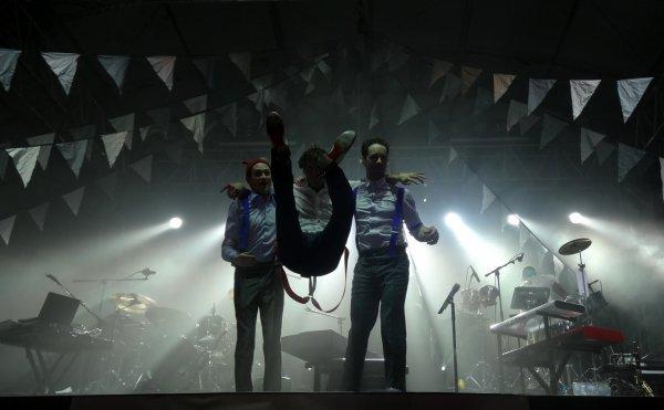 photos concert istanbul !