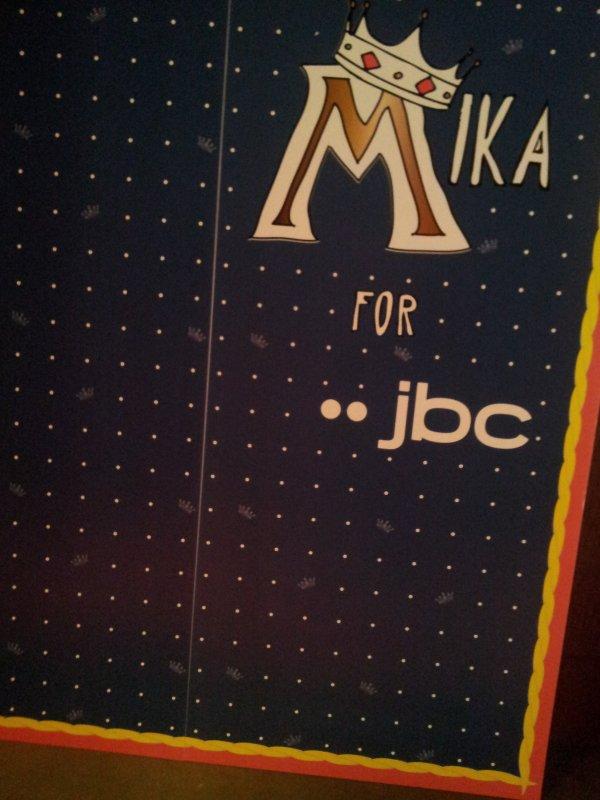 Mika JBC
