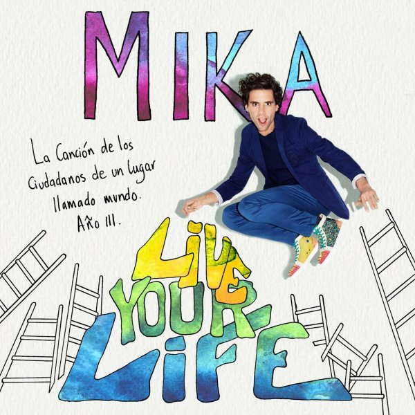 Mika single Live your life