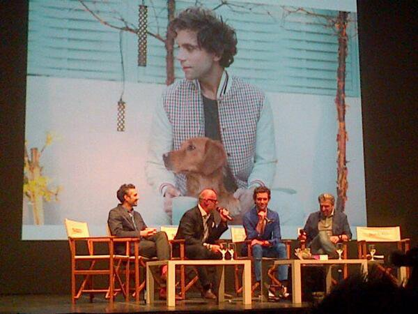Mika collaboration avec swatch