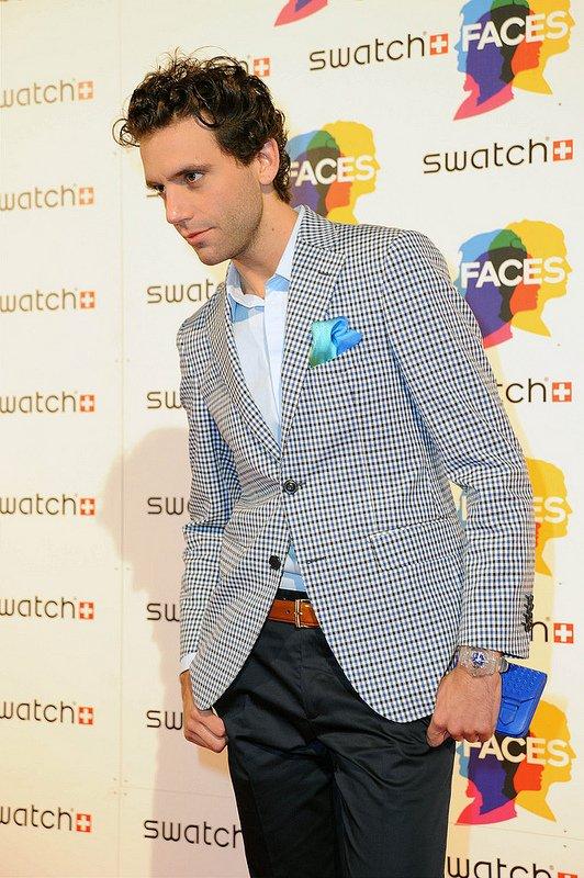 Mika collaboration avec swatch
