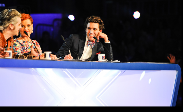Mika X factor