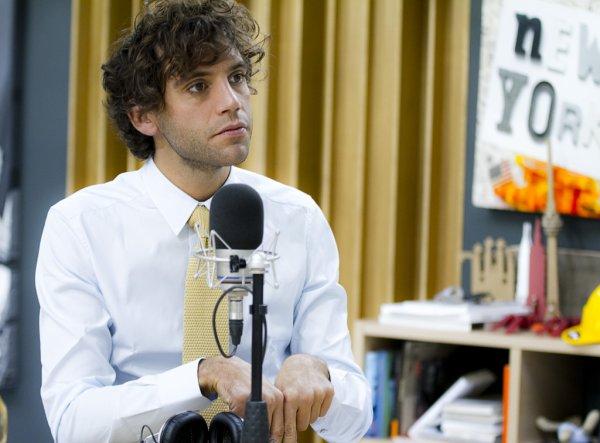 Mika Radio Deejay