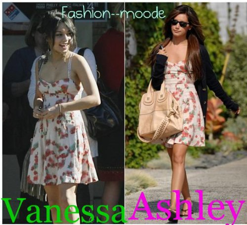 Vanessa VS Ashley