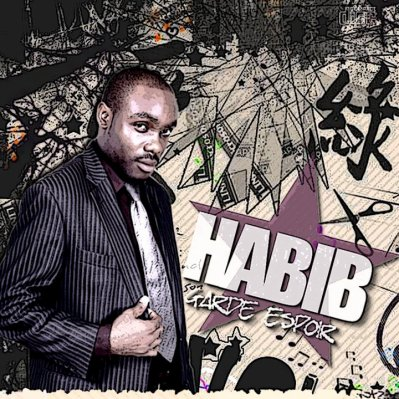 """A PROPOS DE L'ALBUM  DE HABIB INTITULE """" Garde espoir """""""