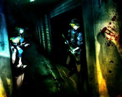 Zombie : attaque, quelle arme à feu ? (détails)