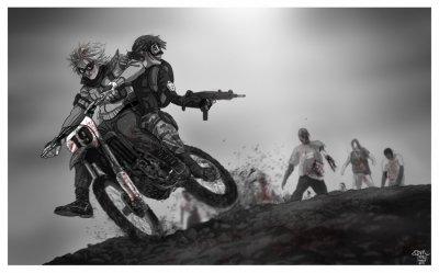 Zombie : Déplacement, quel moyen de transport ? (première partie)