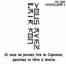 du japonais pour rire