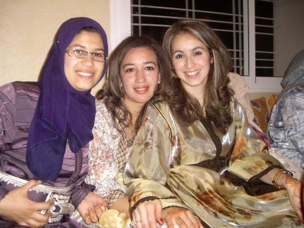 c moi et khalto saida et khalto khadija