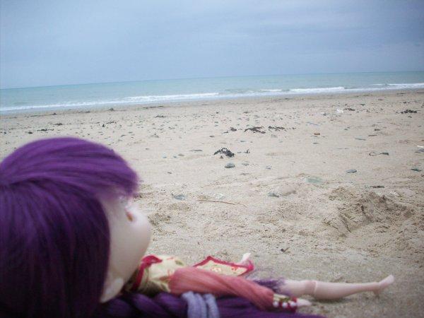 A la plage (Cherbourg)