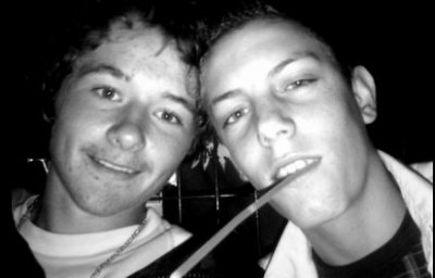 Mathieu et moi