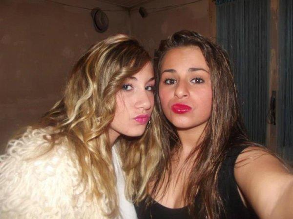 Laura & Moi <3