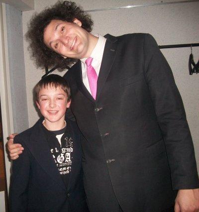 Eric Antoine et moi