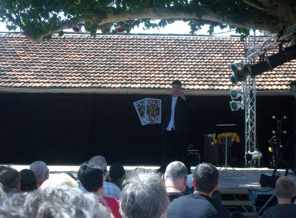 Festival de magie de prades (ARDECHE)