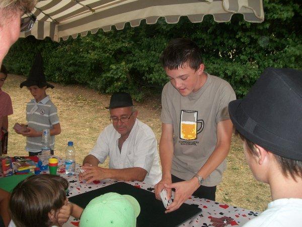 Festival de magie en Aveyron