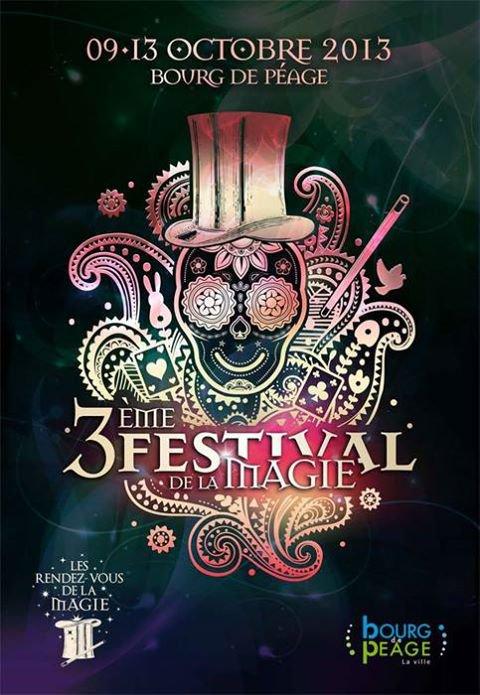 Festival de Magie à Bourg de péage (Drome)