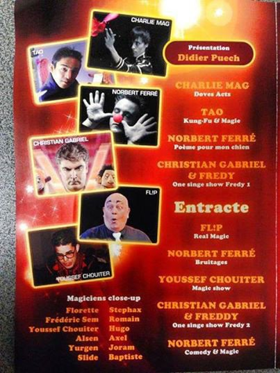 great magic show de Tournefeuille (31)