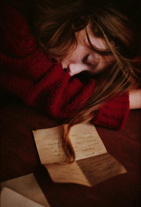 Ne plus avoir besoin d'écrire ... remplacer les mots par le silence des yeux .......J-2