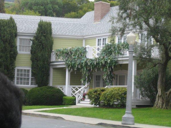 Les foyers de Wisteria Lane :