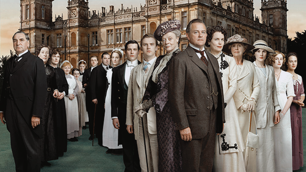 _____BILAN  _____ Downton Abbey - Intégrale de la série