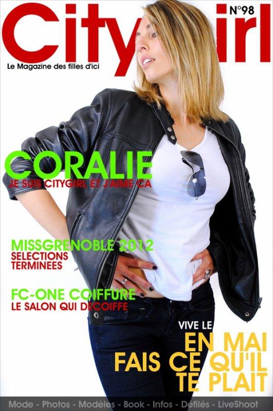 Coralie pour Citygirl