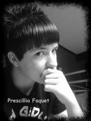 Prescillia Faquet.♥
