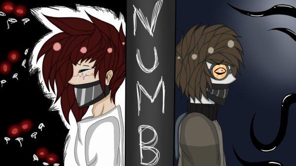 So numb...
