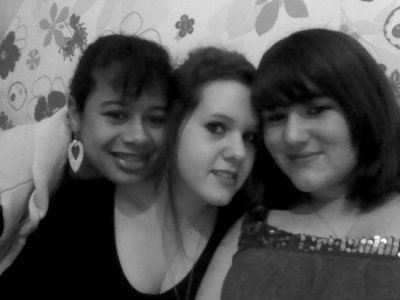 Moi,Kassandra & Claire-Lise ♥