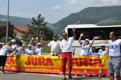 Quelques images du Tour de France 2010