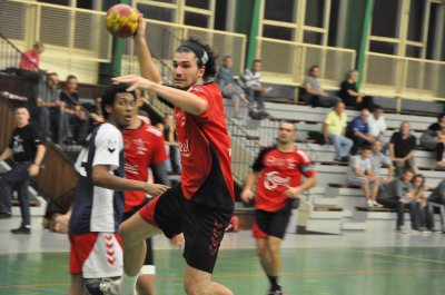 10/10/2010 Handball: Dole sur le podium de la Nationale 3