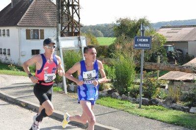 10/10/2010 Semi marathon de Dole