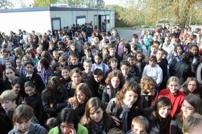 Cross du Collège Maryse bastié (15/10/10)