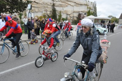 """les 120 ans au Vélo Club Dolois, """"vélos par tous les temps""""  (17/10/2010)"""