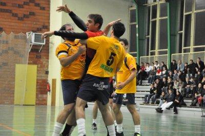 Handball : Dole bafouille ses games...