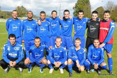 Football LR3: Victoire de Choisey à Lons!
