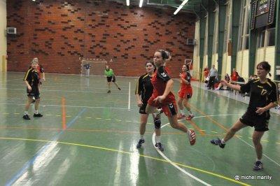 Handball F: Dole poursuit sa bonne série