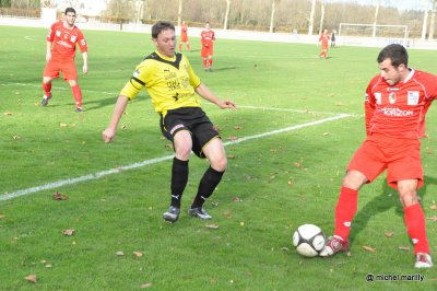 Football CFA2 : Jura Dolois n'y arrive pas