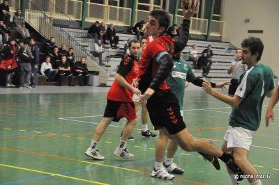 Handball N3:  Dole stoppe l'hémorragie...