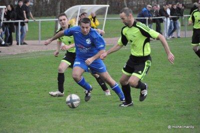Football: Rochefort/Amange ne s'en sort pas