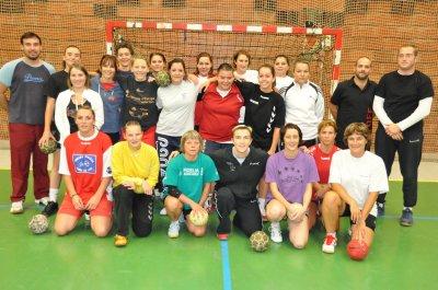 Handball: Prénationale  tous à la MJC  samedi soir