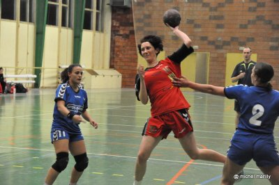 Handball: Prénationale c'est Dole le patron
