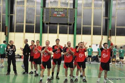 Handball. les dolois brillant à Chaussin et à la MJC