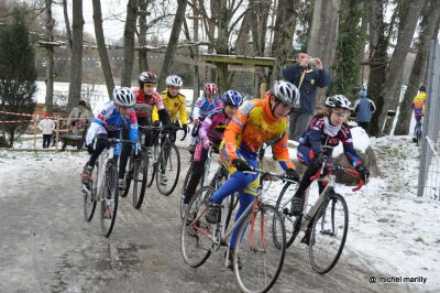 Championnat de France Comté de Cyclo Cross: Colombatto puissance 4